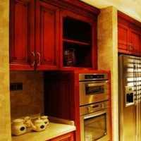 上海老房子厨房局部怎么装修?