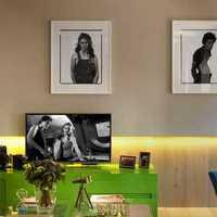 最新客厅电视墙效果图