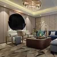 上海美式风格单身公寓装修怎么收费的?