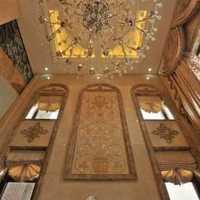 中式田園裝修效果圖 中式家裝修效果圖 中式裝修壁...