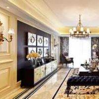上海两室两厅面积80平米左右,装修费用是多少