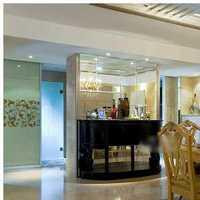 长沙湘府名邸三室二厅二卫装修案例效果图