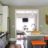 120平方新房子装修1客厅卧室地板砖2厕所
