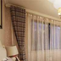 卧室别墅豪华型米色装修效果图