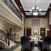 现代沙发水晶灯客厅吊灯装修效果图