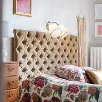 简约家具实木衣柜卧室实木装修效果图