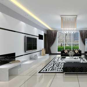 欧式三居吹起时尚风&客厅过道变身简洁长吧台
