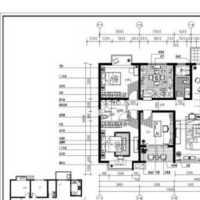 139平三室装修效果图