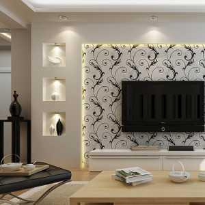 白色系 简约实用客厅设计
