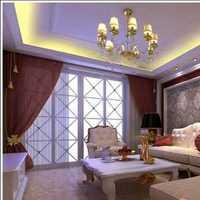欧式壁炉式客厅装修效果图