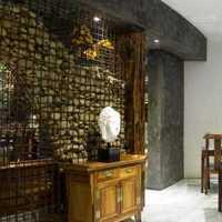 94平日式现代一居室效果图