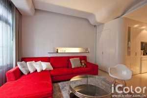 20平米长方形客厅歺厅装修效果图大全