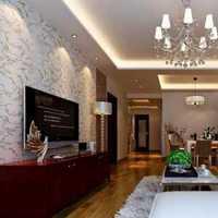 现代客厅花纹电视背景墙装修效果图