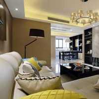 60平现代家居搭配装修效果图
