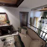 客厅豪华型茶几东南亚装修效果图