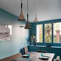 木线条瓷砖背景墙装修效果图