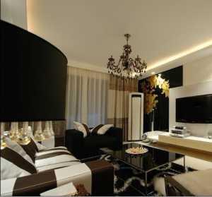 如何裝修客廳電視墻 客廳電視墻風格介紹