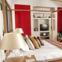 卧室吊顶淡绿色装修效果图