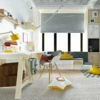 儿童家具地毯儿童儿童房装修效果图