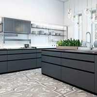 60平米两室一厅设计图宽5米长16米1厨房1卫生间