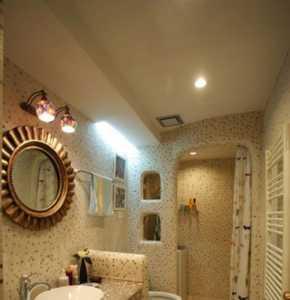 简约风格公寓时尚冷色调富裕型卫生间效果图