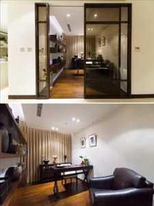 多元素 多风格 艺术家的混搭公寓