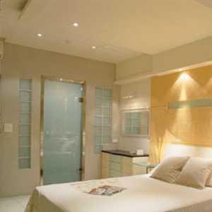 柜与床一体装修效果图欣赏