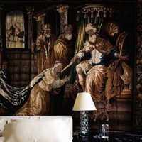 头柜卧室家具卧室单人沙发装修效果图