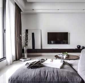 自然的颜色和纹理:台中120平米现代风格住宅设计