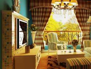 上海老房子小客厅装修