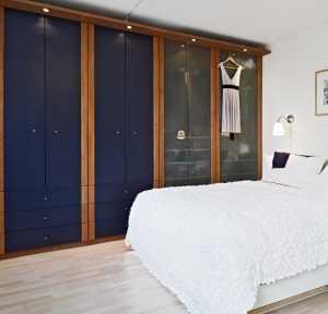 新中式卧室壁灯装修效果图