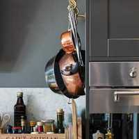 厨房吊顶厨房三居欧式家具装修效果图