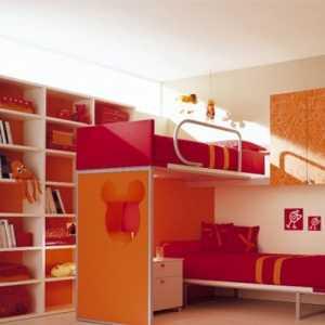 色彩斑斓的儿童房装修效果图