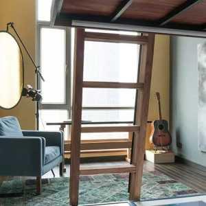 地中海客厅阳台装修效果图欣赏