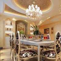 中式风格别墅客厅沙发布置效果图