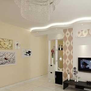40平長條形一室一廳裝修圖案設計