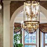 茶几美式客厅家具装修效果图