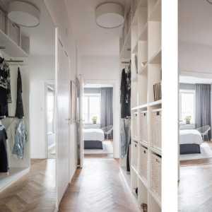 小型家庭卧室