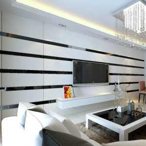 美加印象89平现代风格两居室