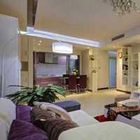 现代简约一居室婚房装修效果图