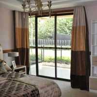 温馨简洁二居室富裕型90-120平米卧室吊顶现代简约三居室公寓清新15-30万白色中性色120-150平米