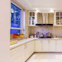 新房厨房门装修效果图