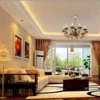 現代簡約風格客廳loft公寓效果圖