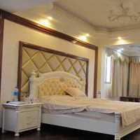 现代卧室今朝装修效果图