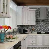 古典简单型欧式别墅起居室装修效果图