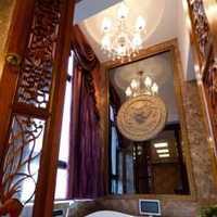 家装隔断摆放用玫瑰金不锈钢屏风还是黑钛金不锈钢