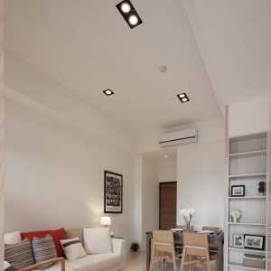 LOFT简约两房巧收纳 80平空间利用100%