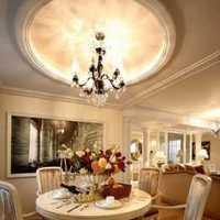欧式玄关小户型餐厅吊顶装修效果图