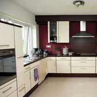 北方厨房装修效果图