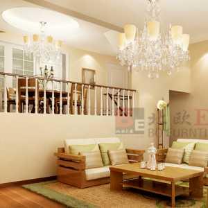北京家庭吧台装修设计